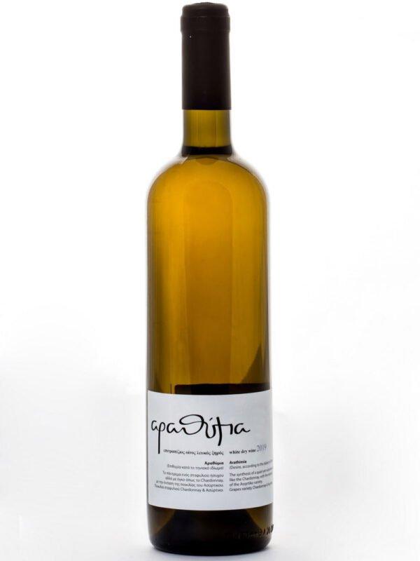Αραθύμια (Επιθυμία κατά το τηνιακό ιδίωμα) - Λευκός ξηρός οίνος