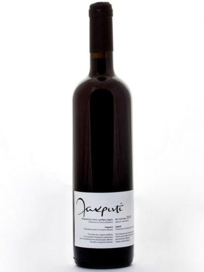ΛΑΚΡΙΝΤΙ (Πολυλογία κατά το τηνιακό ιδίωμα) - Ερυθρός ξηρός οίνος